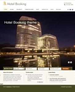 Ιστοσελίδες Ξενοδοχείων - Παραδείγματα
